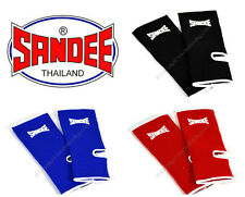 Sandee Professional Muay Thai Boxing Ankle Supports (Anklets)
