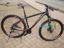 Mountain bike 29 MERIDA Big Nine 500 Rock Shox, Shimano SLX nero opaco