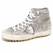 5509O sneaker PHILIPPE MODEL grigio scarpa donna shoe woman
