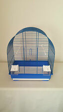 Canaries Budgies Finches Parrot Bird Cage with Feeder and Seat With Top Holder