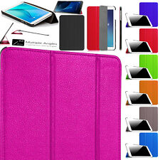 "New Samsung Galaxy Tab Case Cover Slim Smart For Tab E 9.6"" 4 10.1 S2 9.7 A 10.1"