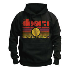 THE DOORS SDRUCITO SUNRISE RIDERS ON THE STORM OFFICIAL DA UOMO CON CAPPUCCIO
