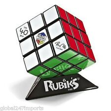Rubik's Cube Official Erno Signature 40th Anniversary Edition Logic Brainteaser
