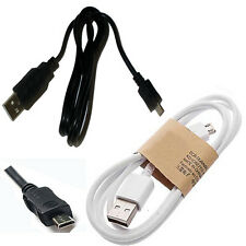 Micro USB Data Sync Cable Charger Lead For Samsung Latest Mobile Phones New UK