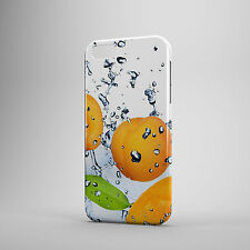 Fruit water spray drops apricot splash Printed Phone Case Cover for all mobile