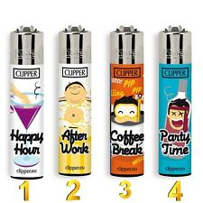 CLIPPER ACCENDINI DA COLLEZIONE CHARACTERS AFTER WORK