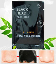 Nose Pore Strips Black Head Remover Mineral Mud Deep Cleansing Spot Membrane UK