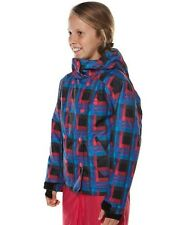 Gorgeous Girl's Billabong Lea Snow Jacket Size 8, 12. NWT, RRP $149.99.