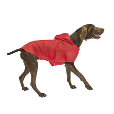 Ferplast cappotto mantellina impermeabile cappuccio cane cani SAILOR RED