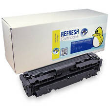 REMANUFACTURED HP CF412A / 410A YELLOW LASER PRINTER TONER CARTRIDGE