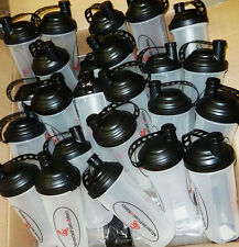 MUSCLEFUEL4MEN PROTEIN SHAKERS 700ml TWO BOXES = 120 Shakers 700ml