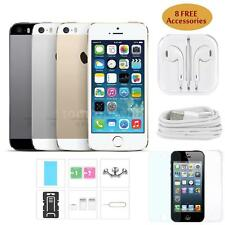 Apple iPhone 5S Smartphone 4G LTE 1GB 16GB 8MP HOME Key FingerPrint Handy N3G7