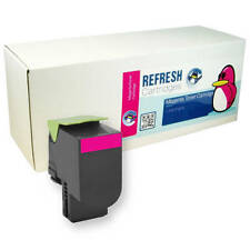 REMANUFACTURED LEXMARK 702HM HIGH CAPACITY MAGENTA LASER TONER CARTRIDGE 70C2HM0