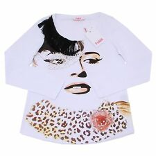 0110P maglia donna BLUGIRL FOLIES manica lunga t-shirt woman long sleeve