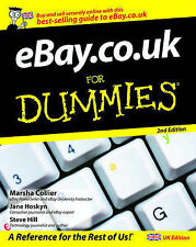 eBay.co.uk For Dummies, Marsha Collier Paperback Book