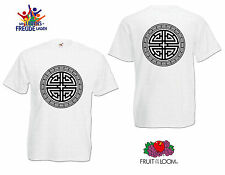 Shou-Feng Shui Simboli di buon auspicio - FRUIT OF THE LOOM T-Shirt - vari