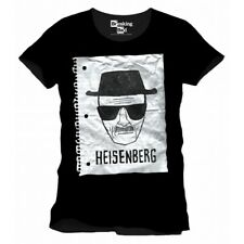 Breaking Bad T-Shirt - Heisenberg Notebook