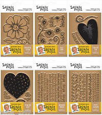 Leonie Pujol Stamp - Entwined Collection - Brand New In Stock - FREE UKP&P