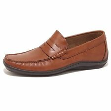9694O mocassino SOLDINI marrone scarpa uomo loafer shoe men