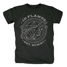 In Flames T-Shirt - Circle Claw