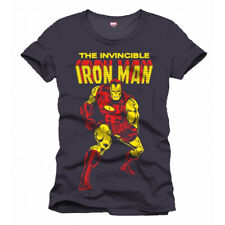 Iron Man T-Shirt - The Invincible Iron Man