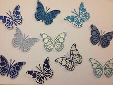 10 DIE CUT MEMORY BOX SWIRLY BUTTERFLIES,DRAGONFLIES,GREAT FOR KANBAN/WEDDING/