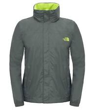 The North Face Herren Resolve Regenjacke Spruce Green / Macaw Green Grün