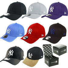 NEW ERA CAPS 39THIRTY FITTED CAPS NEW YORK YANKEES AND LA DODGERS HATS