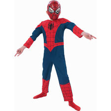 Bambini Spiderman Costume Supereroe Costume Di Ragni Comic Eroi Spidermankostuem
