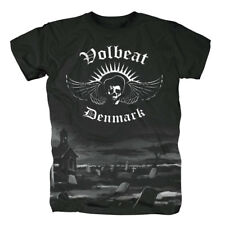 Volbeat T-Shirt - Graveyard Allover