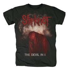 Slipknot T-Shirt - The Devil In I Flourishes