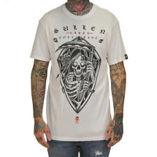 Sullen Art Collective T-Shirt - Reap What You Sow Weiß
