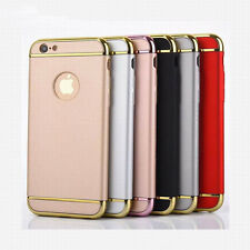 3-in-1 SHOCKPROOF Dual Layer Thin Back Cover Case For APPLE IPHONE 5/5S