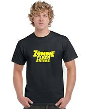 Zombie Flesh Eaters T Shirt Zombi 2