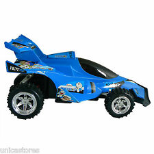Formula 1 Rechargeable Rally RC Remote Car Music, Disco LED, Battery & Charger