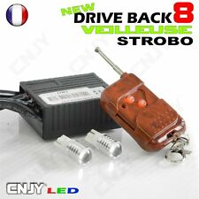 KIT DRIVEBACK 8 AMPOULE VEILLEUSE GYROPHARE FLASH PACE CAR AMBULANCE DEPANNEUSE