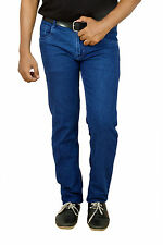 Branded Slim Fit Jeans For Men Blue Colour Strechable Jeans