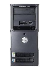 Dell Dimension 3100 PC Desktop Pentium  Win XP Home SP3,  2GB, 80 GB HDD