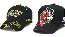 MOTO GP,VALENTINO ROSSI(THE DOCTOR)/MARC MARQUEZ RACING HAT/CAP,2 TO CHOOSE FROM