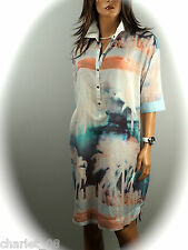 ~ MARCCAIN COLLECTIONS ~ LEGERES KLEID ~ LONGBLUSE Gr. N1/34 N3/38 N4/40