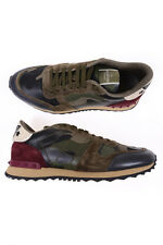 Scarpe Valentino Shoes % ROCKRUNNER MADE IN ITALY Uomo Bordeaux KY0S0723CG2-0AC