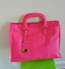 Ted Baker  BNWT Tottier  Stab Stitch  Open Tote Pink Bag