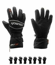SPORTS Reusch Worldcup Ski Guanti Uomo Black