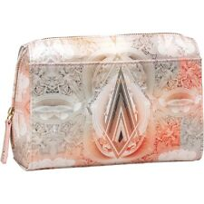 Ted Baker Lykke LC Printed 100% Leather Cosmetic Wash Bag BNWT