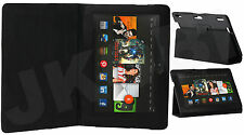 Premium Tablet Book Flip Case Cover For Amazon Kindle Fire HDX 8.9