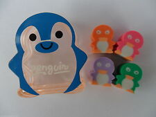 Novelty Dream Japanese Eraser Rubber- DREAM Penguins in a Box