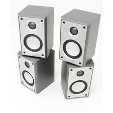 Mordaunt Short MS302 Home Cinema Surround Sound Speakers inc Warranty