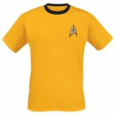 Star Trek  T-Shirt - Yellow Uniform