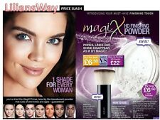 Avon MagiX (NOW REBRANDED MARK) HD Finishing Powder~1 Shade For Every Skintone