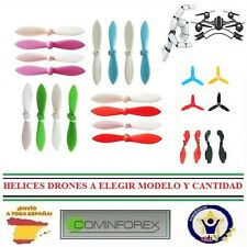Helices Original Cuadcopter Dron CHEERSON EACHINE HUBSAN JJRC SYMA JXD WLtoys